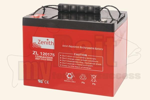 Altes Modell Zenith Bootsbattere