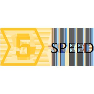 Riptide Transom 5 Geschwindigkeiten