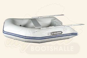 Schlauchboot Angelboot