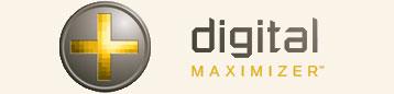 Digital Maximizer Schrift