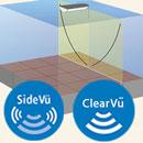 Garmin Force mit integriertem ClearVü- und SideVü-Geber