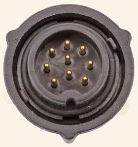 Lowrance StructureScan Heckgeber LSS-2 mit 9 Pin Connector Stecker