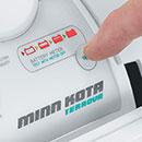 Batterieanzeige von Minn Kota Riptide Terrova