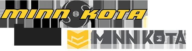 Minn Kota Logowechsel: Vergleich des neuen Logos mit dem alten