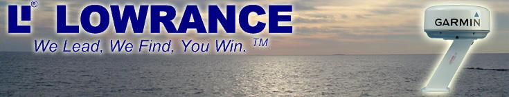 Lowrance Scanstrut PT2001 Banner