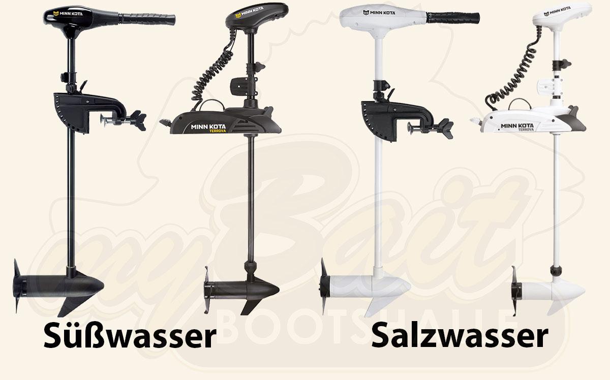 Süßwassermotoren und Salzwassermotoren im Vergleich