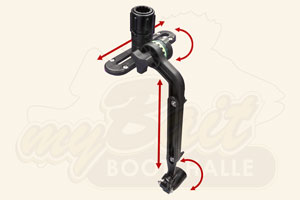 Scotty Geberhalterung No.141 - Transducer Arm