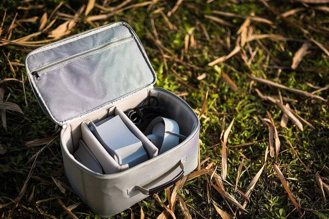 kleine, kompakte Tragetasche des ePropulsion Vaquita
