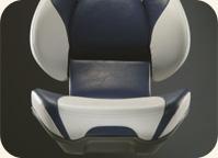 Attwood Centric 2 grosse Sitzfläche