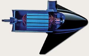 Minn Kota Technik Turbomagnet