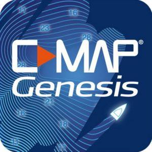 Logo C-MAP Genesis