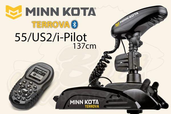 Minn Kota Terrova 55/US2/i-Pilot mit 137 cm Schaftlänge