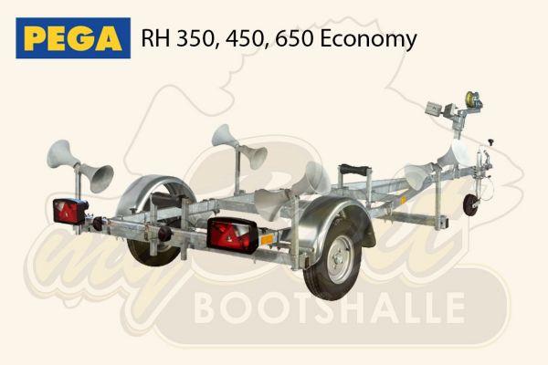 Pega Bootstrailer RH Economy für Schlauchboote