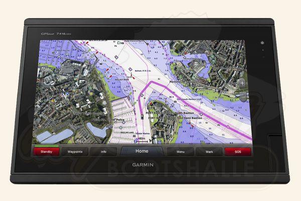 Garmin GPSMAP 7416xsv Echolot