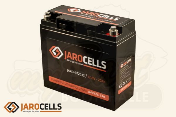 Jarocells JARO-BT20.12 Lithium Ionen Batterie