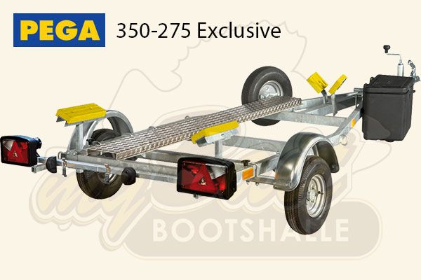 Pega Bootstrailer 350 Exclusive