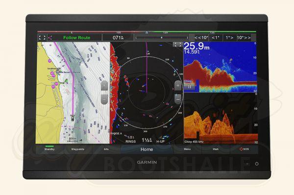 Garmin GPSMAP 8416xsv Echolot & Kartenplotter