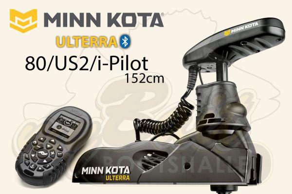 Minn Kota Ulterra 80/US2/i-Pilot mit 152 cm Schaftlänge