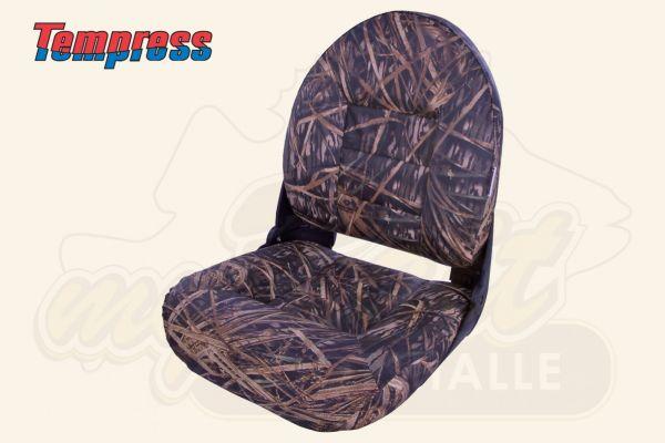 Tempress NaviStyle High Back Bootsstuhl Mossy Oak Shadowgrass