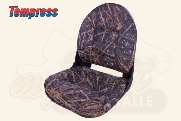 Tempress NaviStyle High Back Bootsstuhl Mossy Oak Shadowgrass