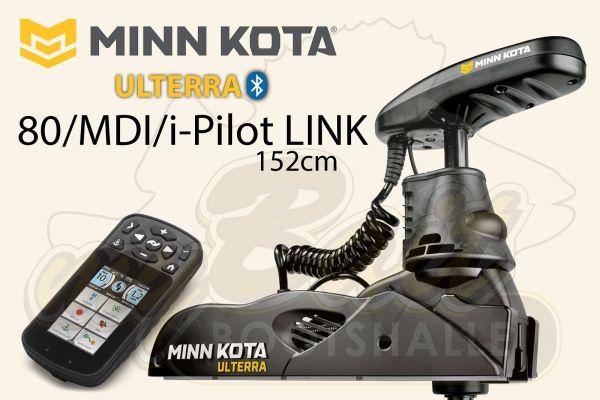 Minn Kota Ulterra 80/MDI/i-Pilot LINK 152cm