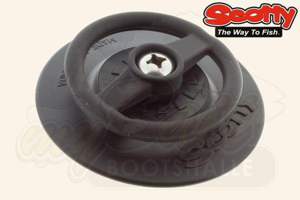 Scotty Flexible D-Ring No.443 mit Aufklebehalterung