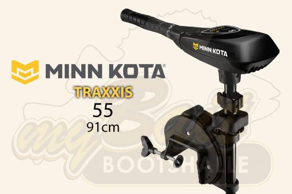 Minn Kota Traxxis 55 mit 91 cm Schaftlänge