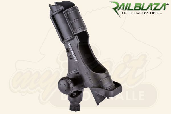 Railblaza Angelruten-Halter Rod Holder II, schwarz