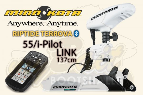 Minn Kota Riptide Terrova 55/i-Pilot-LINK