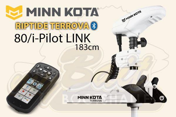 Minn Kota Riptide Terrova 80/i-Pilot LINK 183 cm