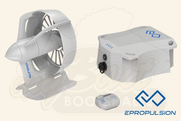 ePropulsion Vaquita Elektromotor für Kanus, Kajaks und SUPs