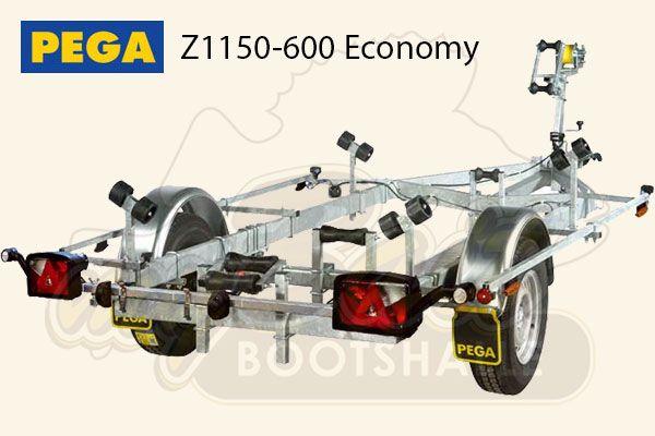 Pega Bootstrailer Z1150-600 Economy