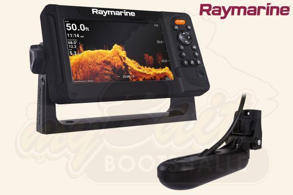 Raymarine Element 7 HV Echolot & Kartenplotter