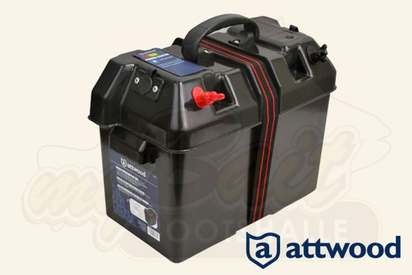 Attwood Batterie Power Center 9076-1