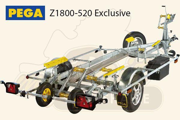 Pega Bootstrailer Z1800-520 Exclusive