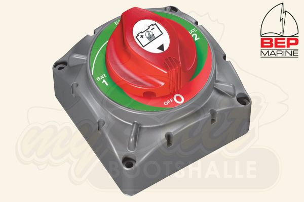 BEP 2-Batterie-Auswahlschalter / Batterie-Hauptschalter 350 Amper