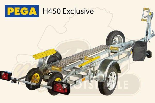 Pega Bootstrailer H450 Exclusive