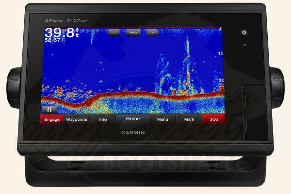 Garmin GPSMAP 7407xsv Echolot & Kartenplotter - Bild 1