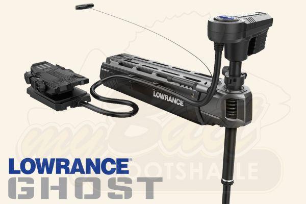 Lowrance GHOST Elektromotor 000-14937-001