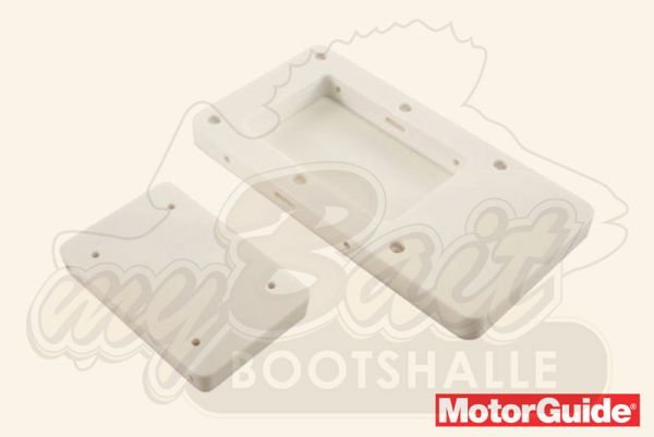 Motorguide Quick Release Montageplatte für Bugmotoren