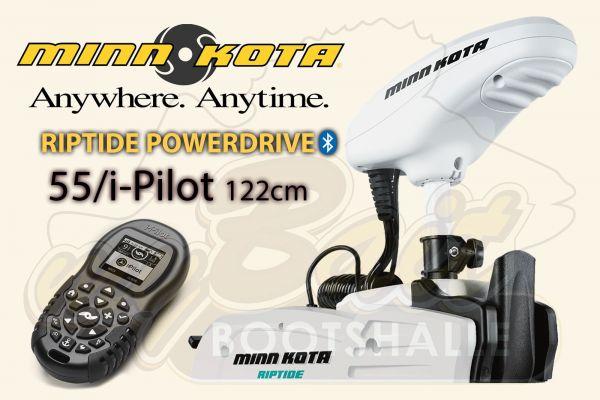 Minn Kota Riptide PowerDrive 55/i-Pilot