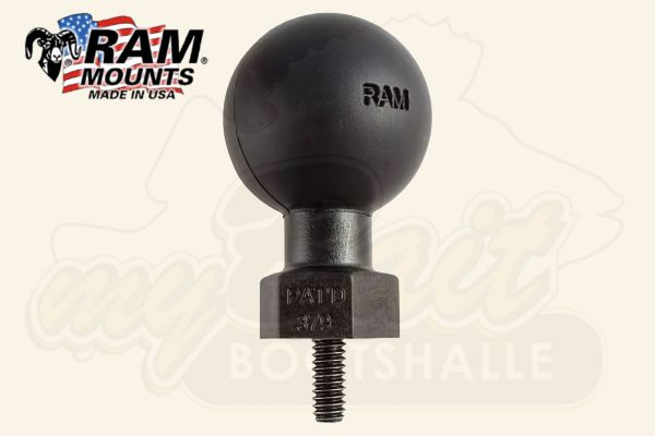 RAM Mounts Tough-Ball mit Gewindestift