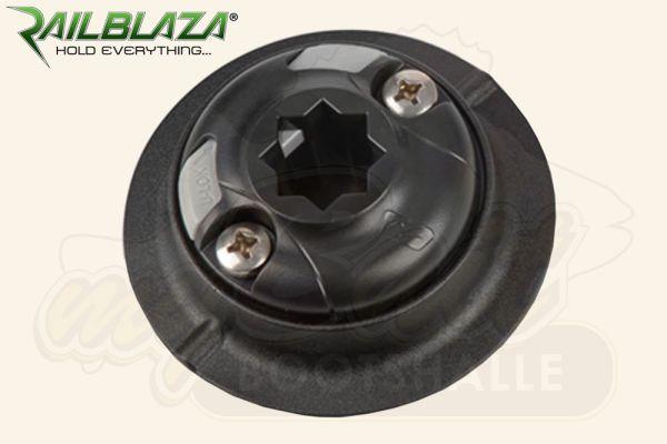 Railblaza Quickport 03-4087-11 schwarz