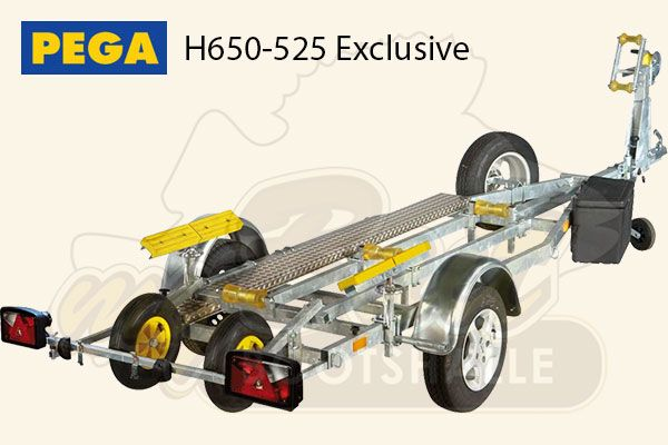 Pega Bootstrailer H650 Exclusive