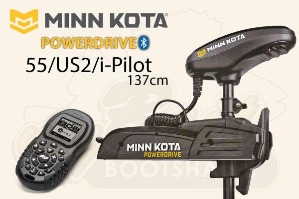 Minn Kota PowerDrive 55/US2/i-Pilot