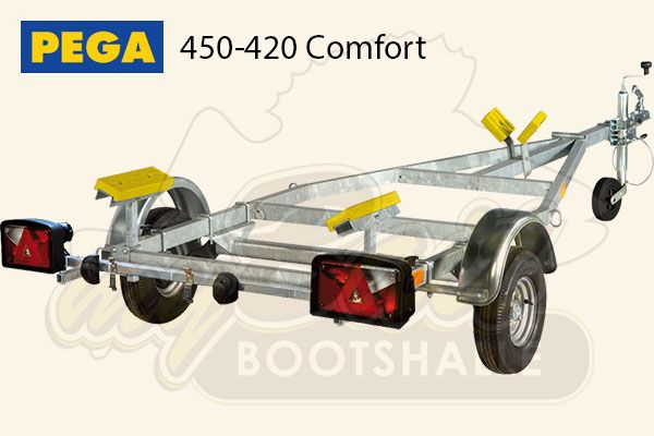 Pega Bootstrailer 450-420 Comfort