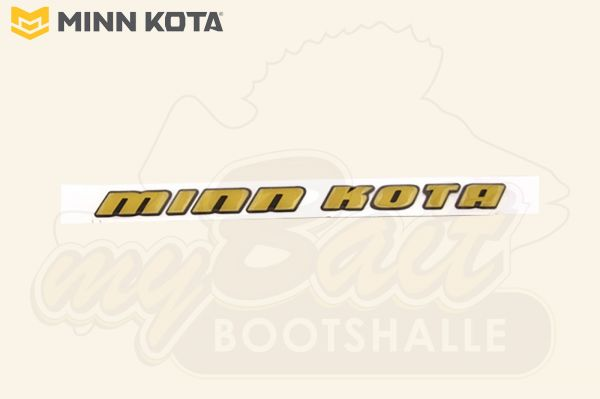 Minn Kota Ersatzteil - Decal, CTRL Box Side, MK FW - 2325665