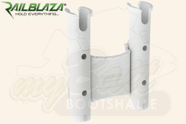 Railblaza RodStow: Angelrutenhalter für Wandmontage