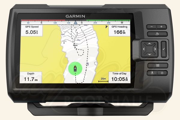 Garmin STRIKER Plus 7sv Echolot