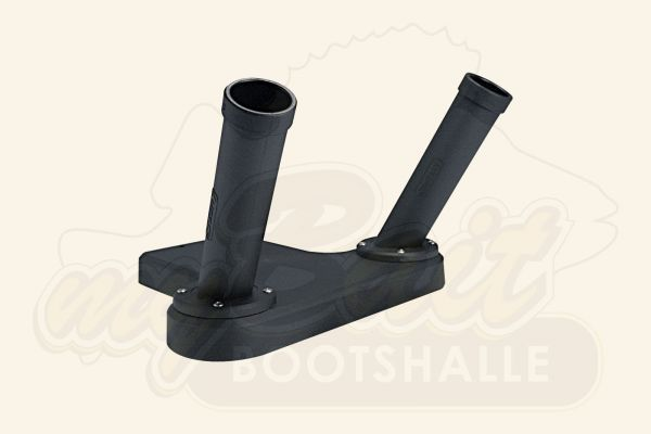 Scotty Dual Rod Holders Doppel-Rutenhalter 247